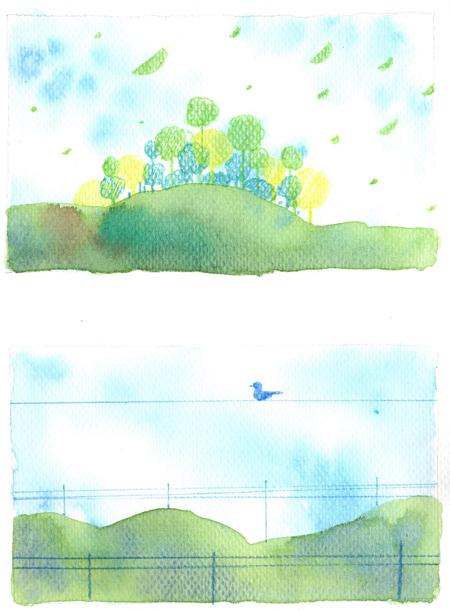 คอร์สเรียนวาดภาพสีน้ำ ที่ วาดสตูดิโอ คุณนิน 05